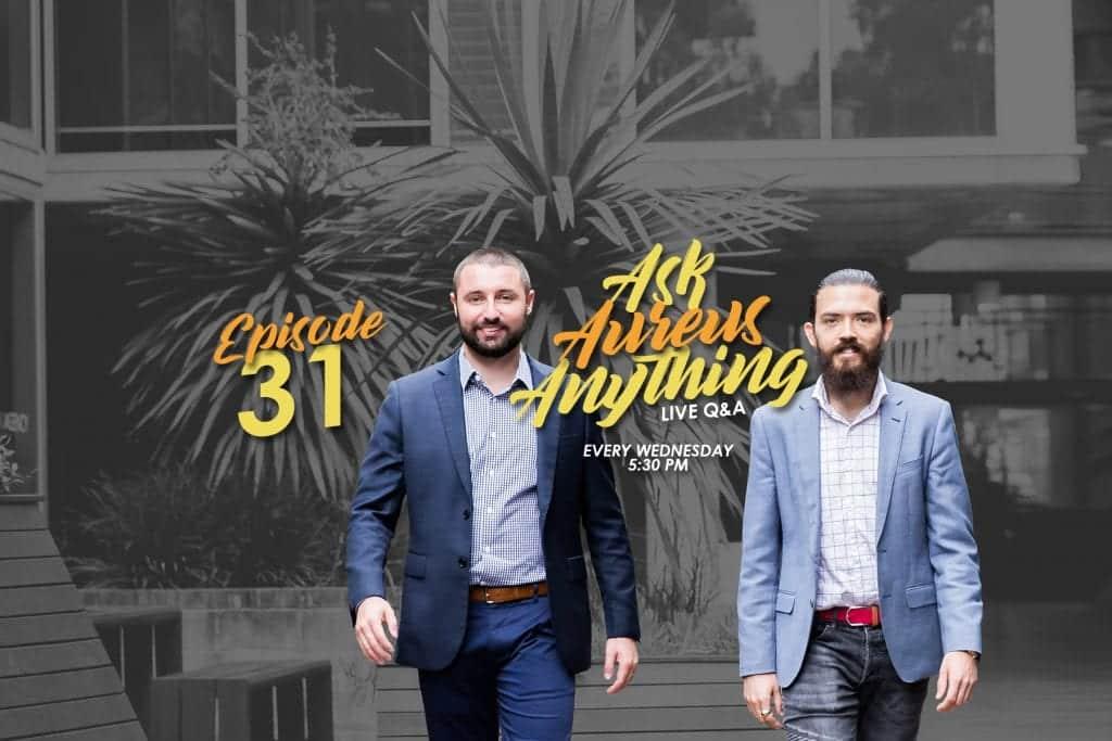 Ask Aureus Anything Live Q&A – Episode 31