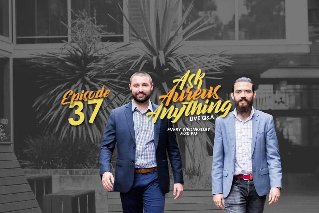 Ask Aureus Anything Live Q&A – Episode 37