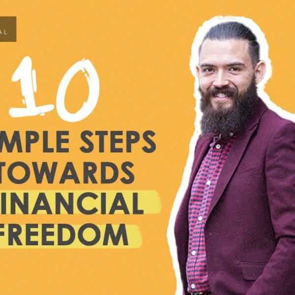 Journey to financial freedom with Jackson Millan